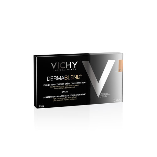 Vichy Vichy Dermablend Corrigerende Compact Crème Foundation 45 (9,5g)