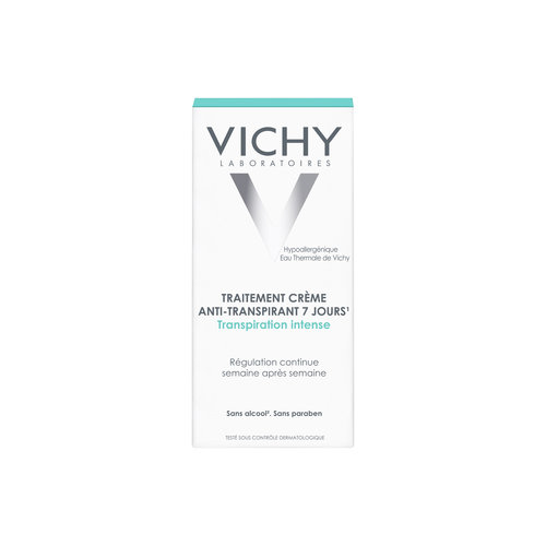 Vichy Vichy Deodorant Anti-transpiratie Crème 7 dagen (30ml)
