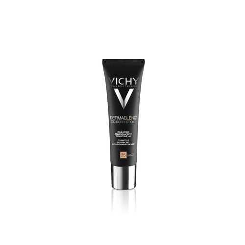 Vichy Vichy Dermablend 3D Correctie Foundation 35 - Sand (30ml)