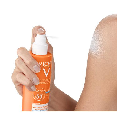 Vichy Capital Soleil Anti-Uitdroging Spray SPF50 (200ml)