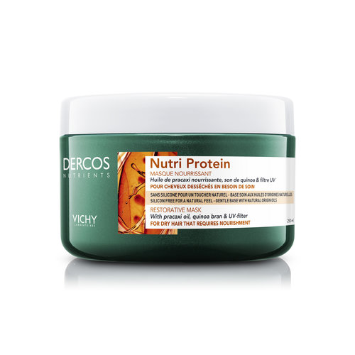 Vichy Vichy Dercos Nutrients Nutri Protein Masker (250ml)