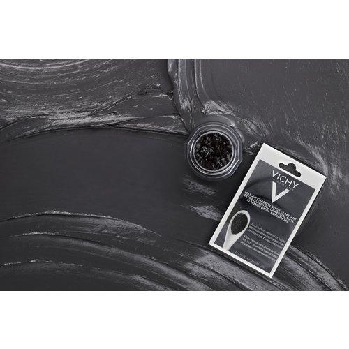 Vichy Vichy Purete Thermale Houtskool Detox Masker Sachet (2x6ml)