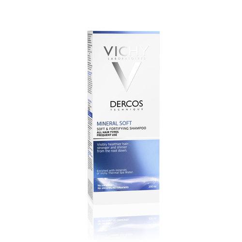 Vichy Vichy Dercos Mineralen shampoo (200 ml)
