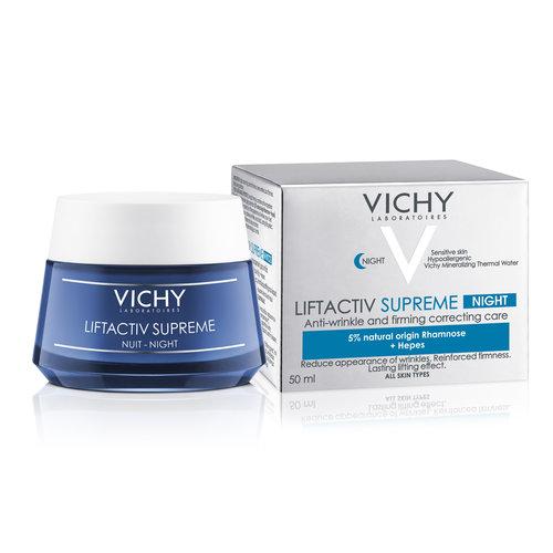 Vichy Vichy LiftActiv Supreme Nachtverzorging (50ml)
