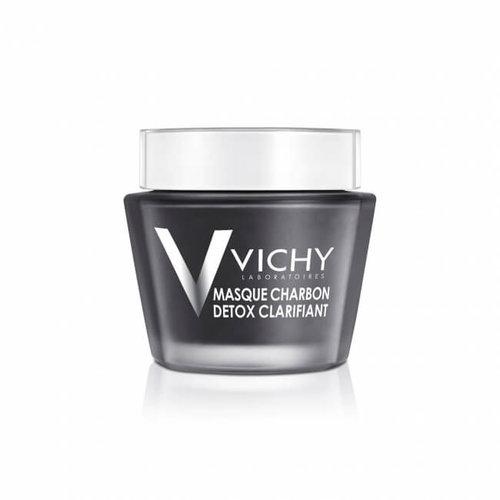 Vichy Vichy Purete Thermale Houtskool Detox Masker (75ml)