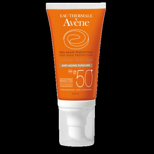 Avène Anti-Aging Zonbescherming SPF50+ Crème (50ml)