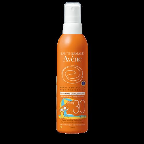 Avène Zonbescherming SPF30 Spray voor kinderen (200ml)