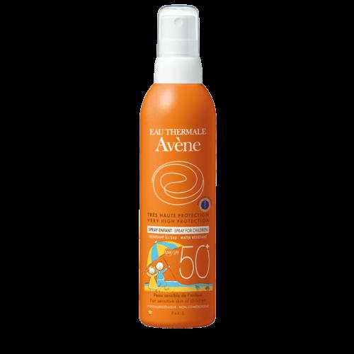 Avène Zonbescherming SPF50+ Spray voor kinderen (200ml)