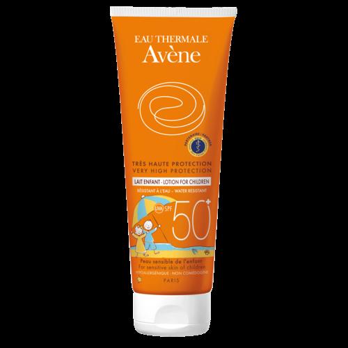 Avène Avène Zonbescherming SPF50+ Melk voor kinderen (250ml)