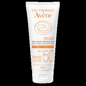 Avène Avène Zonbescherming SPF50+ Minerale Melk (100ml)