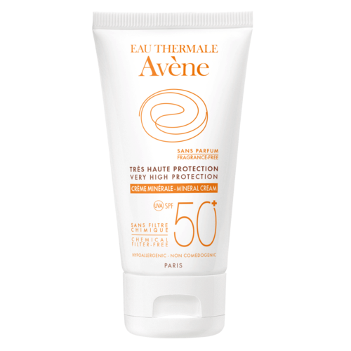 Avène Avène Zonbescherming SPF50+ Minerale Crème (50ml)
