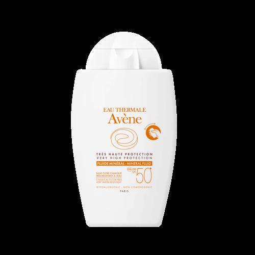 Avène Avène Zonbescherming SPF50+ Minerale Fluide (40ml)