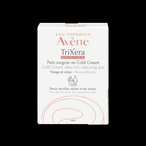 Avène Avène TriXera Nutrition Wastablet met Cold Cream (100g)