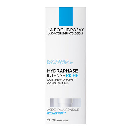 La Roche-Posay Hydraphase Intense rijke textuur (50ml)