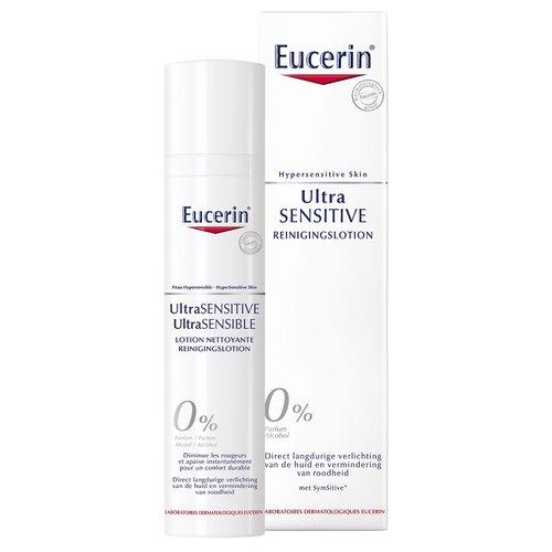 Eucerin Eucerin Ultra sensitive reinigingslotion (100ml)