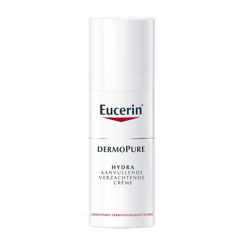 Eucerin Eucerin DermoPure HYDRA aanvullende verzachtende creme (50ml)