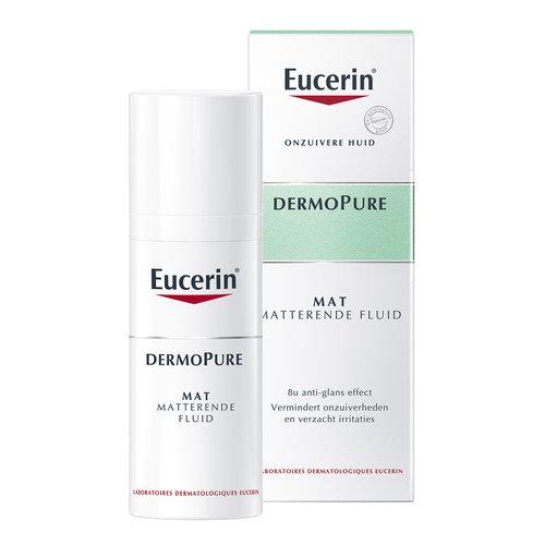 Eucerin DermoPure MAT Matterende Fluid (50ml)
