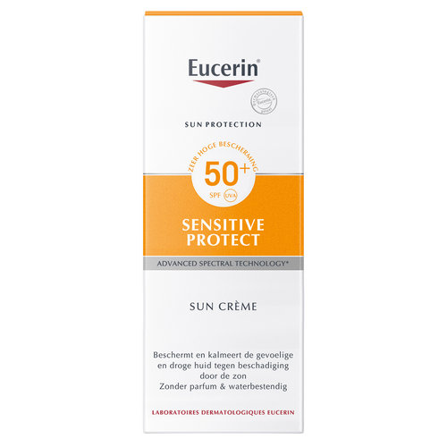 Eucerin Eucerin Sun Sensitive Protect Crème SPF 50+ (50ml)
