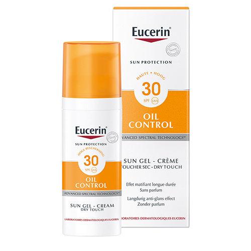 Eucerin Sun Oil Control Gel-Crème SPF 30 (50ml)
