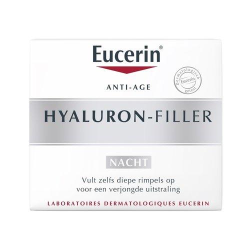 Eucerin Hyaluron Filler Nachtcrème (50ml)