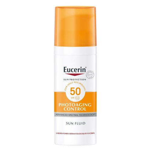Eucerin Sun Photoaging Control Fluid SPF 50 (50ml)