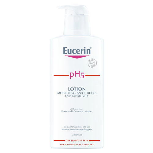 Eucerin pH5 Body Lotion Parfumvrij (400ml)