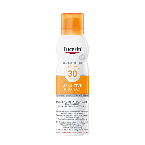Eucerin Eucerin Sun Sensitive Protect Transparante Spray SPF 30 (200ml)