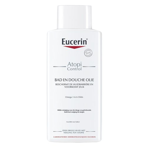 Eucerin Eucerin AtopiControl Bad en Douche Olie (400ml)