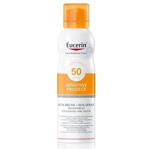 Eucerin Eucerin Sun Sensitive Protect Transparante Spray SPF 50 (200ml)