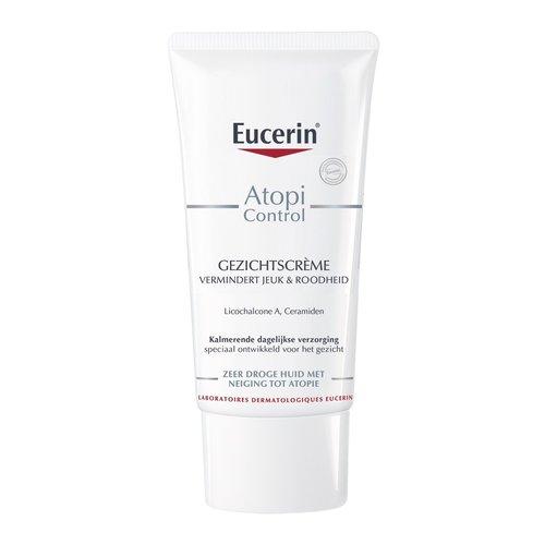 Eucerin AtopiControl Kalmerende Gezichtscrème (50ml)