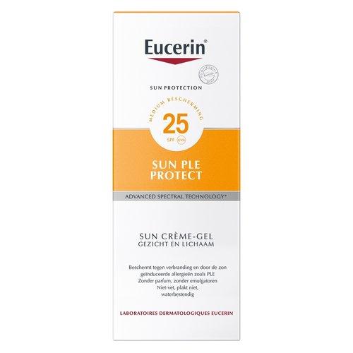 Eucerin Eucerin Sun PLE Protect Gel-Crème SPF 25 (150ml)