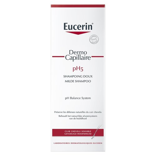 Eucerin pH5 Dermo Capillaire Shampoo (250ml)