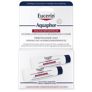 Eucerin Eucerin Aquaphor Huidherstellende zalf (2x10ml)