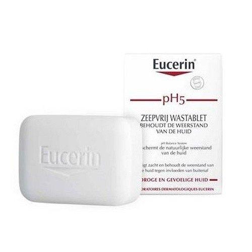 Eucerin Eucerin pH5 Zeepvrij Wastablet (100gram)