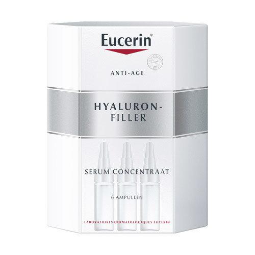Eucerin Eucerin Hyaluron-Filler Intensief Antirimpel Concentraat (6x5ml)