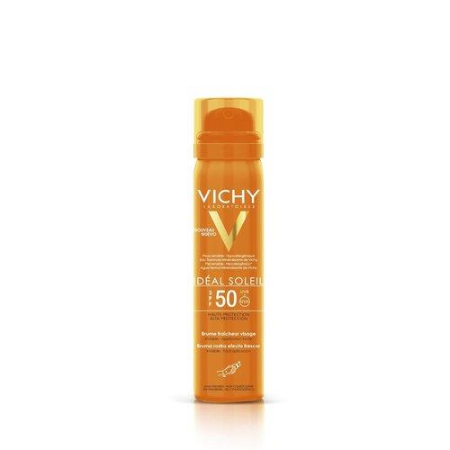 Vichy Vichy Ideal Soleil Frisse Gezichtsmist SPF50 (75ml)
