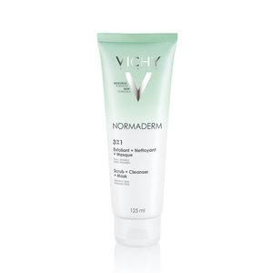 Vichy Vichy Normaderm 3 in 1 Reiniging, scrub en masker (125ml)