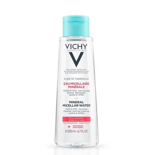 Vichy Pureté Thermale Micellaire Water Gevoelige Huid (200ml)