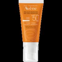 Avène Zonbescherming SPF50+ Crème zonder parfum (50ml)