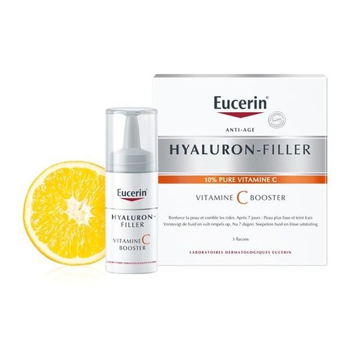 Eucerin Eucerin Hyaluronfiller Vitamine C Booster (3x7.5ml)