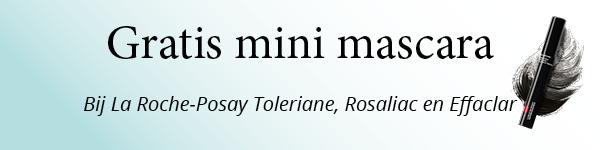 gratis mini mascara