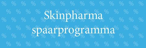 Skinpharma spaarprogramma