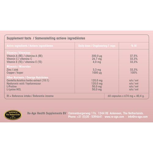 ReAge ReAge Skin Factor 3 - Huidverbetering èn hydratatie