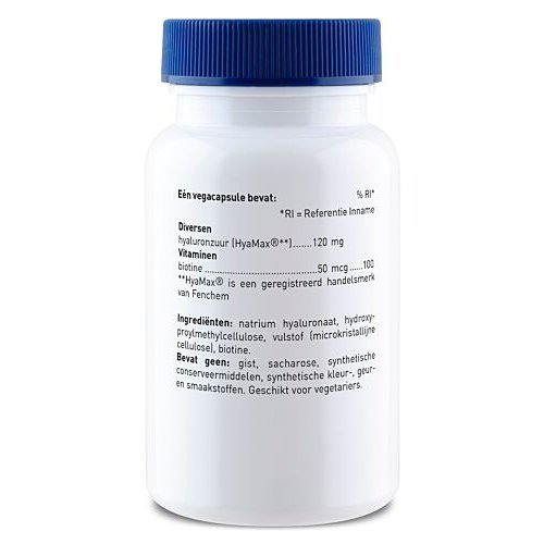 Orthica Hyaluronzuur-120 Capsule
