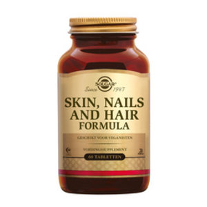 Solgar Skin Nails And Hair Formula 120st