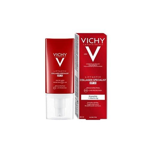 Vichy Liftactiv Collageen Dagcrème UV SPF25 (50ml)