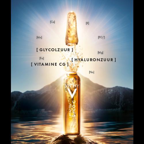 Vichy Liftactiv Glyco-C Nacht Ampul 2ml 10st.
