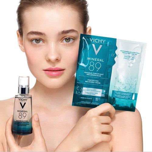 Vichy Mineral 89 Sheet Masker