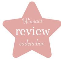 Winnaar Review Cadeaubon