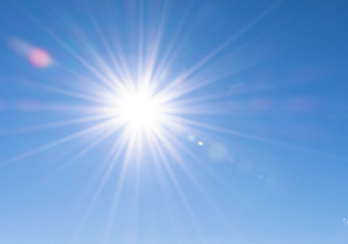 40% korting op zonbescherming